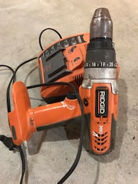 Ridgid Power Hammer and Drill London, N6M 1L4