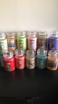 Yankee candles  Greencastle, 17225