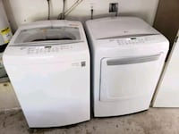 LG Washer and Electric Dryer Menifee, 92584