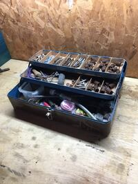 Tool box with tools Vaughan, L4L 1S2