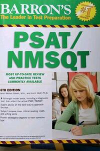 Barron's PSAT 16th edition Germantown