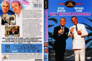 DIRTY ROTTEN SCOUNDRELS DVD*IF AD'S UP, IT'S STILL AVAILABLE