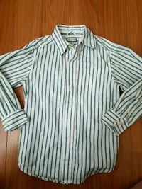 Size S or 5-6 button down kids shirt Langley, V2Y 3G1