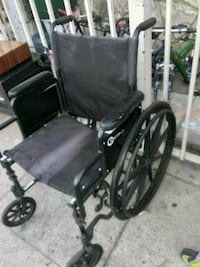 black and gray wheelchair screenshot Los Angeles, 90003