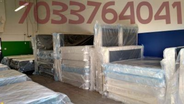 King Mattress Sets - Brand New