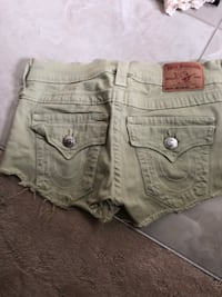 women's gray denim shorts Edmonton, T5Z 0C6