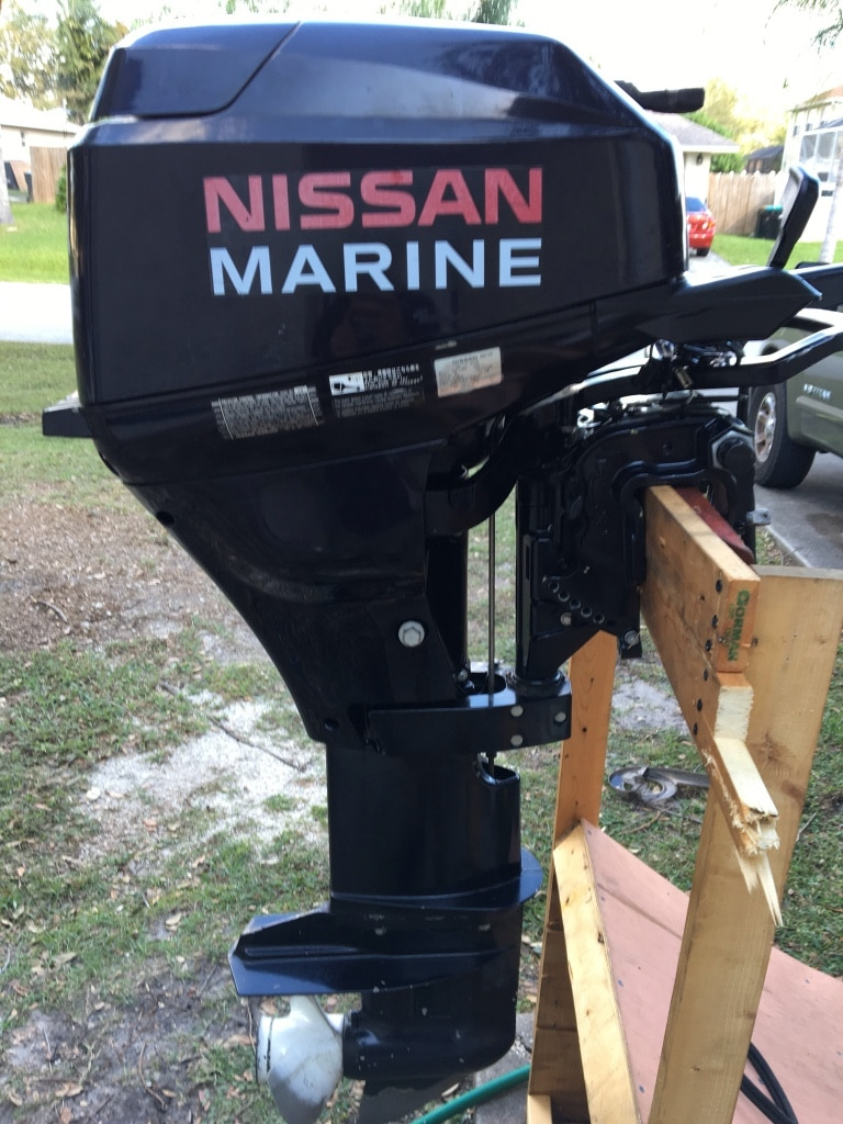 Letgo Nissan Marine Outboard Motor In Palm Bay West Fl