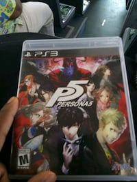 Sony PS3 Persona 5 Tampa, 33614