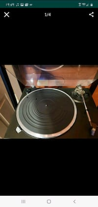 Technics SL-QD33 Turntable