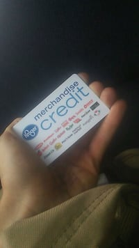 fred Myers  gift card. Richland, 99352