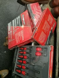 Snap-on tool,new still in boxes, excluding impact. Columbus, 43209
