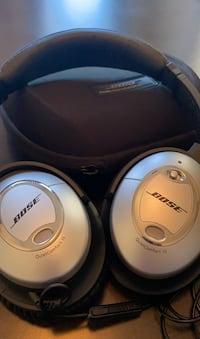 Bose QC15 in Silver