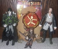 Pirates of the Caribbean Figures  Alsip, 60803