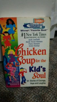 Nickelodeon Chicken Soup for The Kid's Soul book