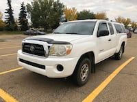 2006 Toyota Tacoma EXTENDED 4Cyl Automatic top shape  Edmonton