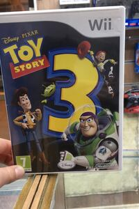 Toy 3 story