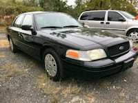 2009 - Ford - Crown Victoria Capitol Heights