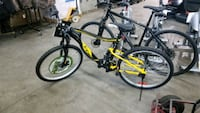 Brand new mountain bike Mississauga, L4X 2X9