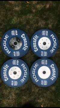 Rogue 2016 CrossFit Games Competition Plates
