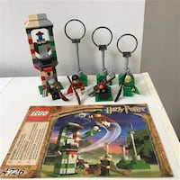 Lego Harry Potter Quidditch Practice #4726