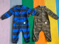 Set of 2 Carter's Fleece suit size 9 months  Arlington, 22201