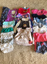 18 month girls clothes Hesperia, 92345