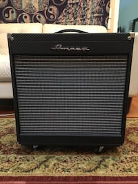 Ampeg 2x10 bass amp cabinet Wilmington, 19806