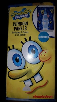 spongebob window panels Mansfield, 76063