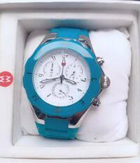 40mm Turquoise Michelle jelly watch Landover Hills, 20784