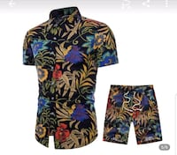 Mens 2 piece short set Brampton, L6R