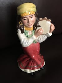 ROYAL DOULTON ROMA GYPSY FIGURINE Baltimore, 21212