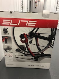 Elite Stationary bike set up NIB