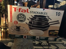 T-gal stackable