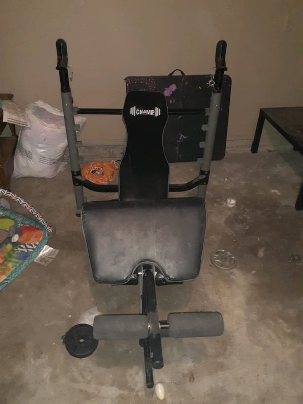 Body champ weight bench  1
