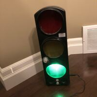 Classroom traffic light (noise sensors and alarm)