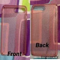 front and back) new case in plastic package.t negotiable iPhone 7plus Widefield, 80911