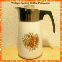 VINTAGE CORNING COFFEE PERCOLATOR  Ontario, 91762