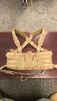 TACTICAL CHEST RIG Pemberton, 08068
