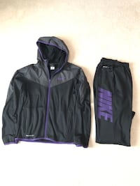 Nike Sweat Outfit Men's Size Large Duluth, 30097