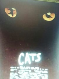 Broadway show posters/window cards