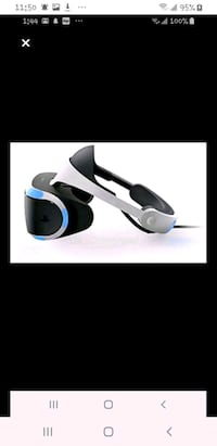 Playstation 4 VR Headset Replacement Edmonton, T5S 1T5
