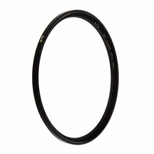 B+W 77mm XS-Pro Clear Filter with Multi-Resistant