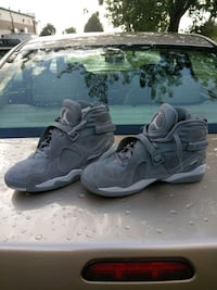 Jordan 8$ Cool Grey..All Sway Dayton