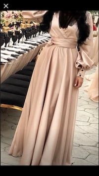 Brand new long sleeve maxi gown / dress  Mississauga, L5V 3A1