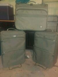 3 piece Samboro luggage set St. Catharines, L2W 1A7