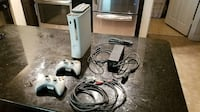Xbox 360 With 2 Controllers Dunwoody