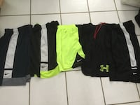 Under armor and Nike shorts  Sarasota, 34232