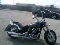 black and silver cruiser motorcycle Abilene, 79601