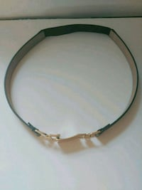 black and silver necklace with pendant Rockville