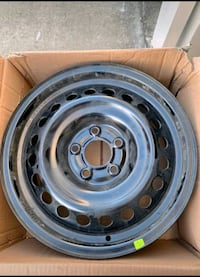3 x Nissan Leaf Tire Rim ($10 Each)